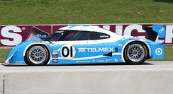 2011 Grand-Am Daytona Prototype with Scott Pruett