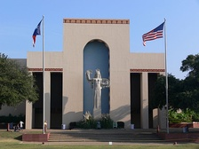 Fair Park contains the largest collection of art deco exposition architecture.