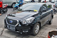 2016 Datsun Go+ Panca T Option (pre-facelift, Indonesia)
