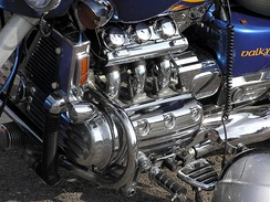 1997-2004 Honda Valkyrie engine