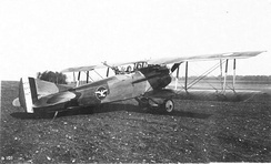 SPAD S.XVI two seater