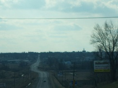 Maryville from US 136, 2008