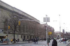 Street view of the Met