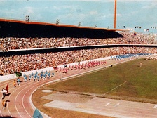 Opening Ceremony of the 1971 Pan American Games