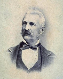 Serranus Clinton Hastings served on the Iowa Supreme Court, and later became Chief Justice of the California Supreme Court.