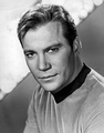 William Shatner, actor best known for playing Captain James T. Kirk in the Star Trek franchise.