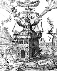 The Temple of the Rose Cross, Teophilus Schweighardt Constantiens, 1618.