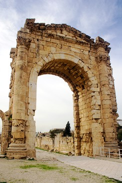 The Triumphal Arch (reconstructed)