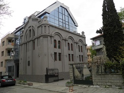 Ashkenazi synagogue in Varna.