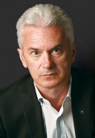 Volen Siderov,  leader of the Bulgarian Eurosceptic party Attack.