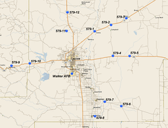 SM-65F Atlas Missile Sites