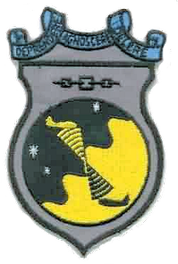 Emblem of the 799th Aircraft Control and Warning Squadron
