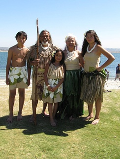 Chamorro people
