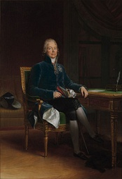 Charles Talleyrand, long-serving French Foreign Minister; the Treaty was part of a complex web of related agreements
