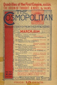 March 1894 issue of The Cosmopolitan
