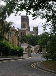 Durham Cathedral from Elvet