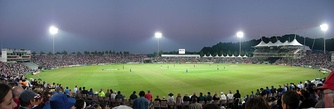 The Rose Bowl hosting a Twenty20 International
