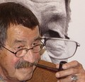 Günter Grass was a recipient of the 1999 Nobel Prize in Literature.