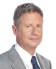 Gary Johnson, Former two-term governor of New Mexico