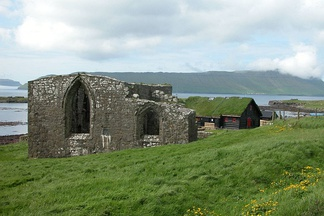 Ruins of the Cathedral of St. Magnus of Orkney