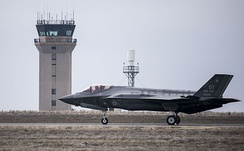The 134th Fighter Squadron will begin receiving the F-35A Lightning II in late 2019