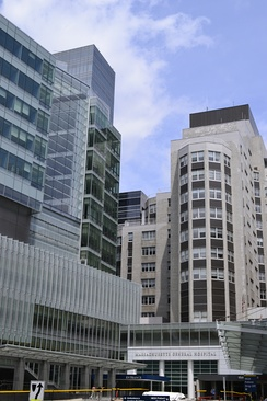 Massachusetts General Hospital is one of the oldest health-care institutions in the United States