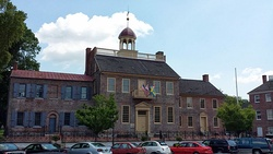 Old New Castle County Courthouse