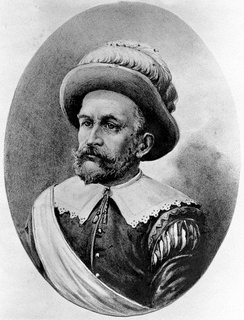 Peter Minuit, early 1600s