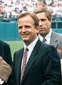 "Peter Ueberroth — Major League Baseball Commissioner; U.S. Olympic Committee chair; Time magazine ""Man of the Year."""