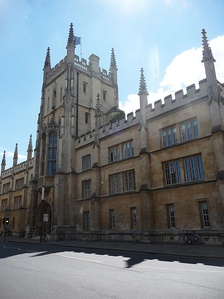 The Pitt Building in Cambridge, which used to be the headquarters of Cambridge University Press, is now a conference venue