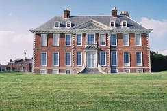 Wells spent the winter of 1887-88 convalescing at Uppark, where his mother, Sarah, was housekeeper.[16]