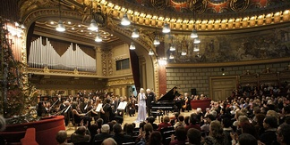 Concert at the George Enescu Philarmonic