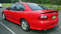 2000–2001 Holden Commodore (VX) S sedan
