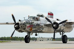 B-25J 44-30734 Panchito of Rag Wings and Radial Aircraft