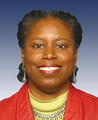 Cynthia McKinney[2] of Georgia, former Congresswoman from Georgia's 4th district[7][8](Campaign • Website)