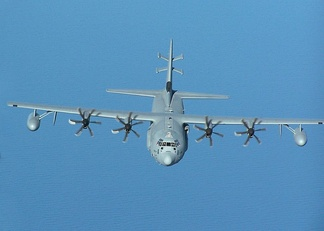 EC-130J Commando Solo III psychological warfare/information warfare aircraft