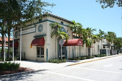 Fort Lauderdale Station, built in 1927, serves Tri-Rail and Amtrak.