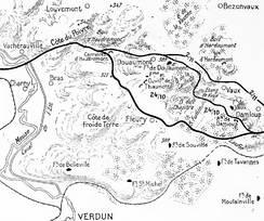 First Offensive Battle of Verdun, 24 October – 2 November 1916