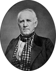Sam Houston agreed to open annexation negotiations with the Tyler administration in 1843.