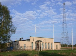 Long wave radio broadcasting station, Motala, Sweden