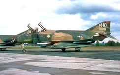 49th Tactical Fighter Wing F-4D[note 4]