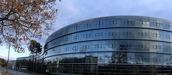 Alcatel-Lucent campus, Nuremberg, Germany