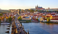 The Historic Centre of Prague is a UNESCO World Heritage Site since 1992.