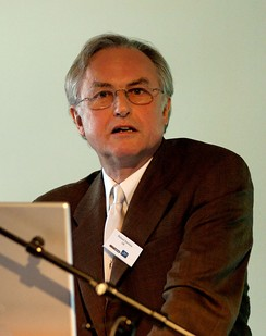 Lecturing on his book The God Delusion, 24 June 2006