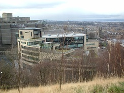 Scotland's economy has become diverse and leading in areas such as gaming. Rockstar North, located in the country's capital Edinburgh are responsible for the Grand Theft Auto and Lemmings trilogies