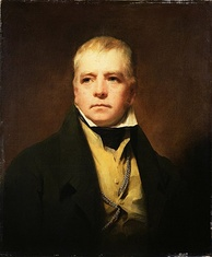Walter Scott, whose Waverley Novels helped define Scottish identity in the 19th century.