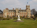 Somerleyton Hall near Lowestoft and Great Yarmouth on the east coast of East Anglia