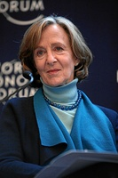 Susan Hockfield (B.A. 1973), Neuroscientist, Former Dean of the Yale Graduate School of Arts and Sciences, Provost of Yale University, 16th President of the Massachusetts Institute of Technology