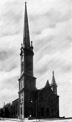 Tenth Presbyterian Church in Philadelphia, Pennsylvania, which joined the PCA as part of the merger with the Reformed Presbyterian Church, Evangelical Synod