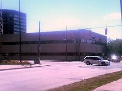 WTHR's studios in downtown Indianapolis.